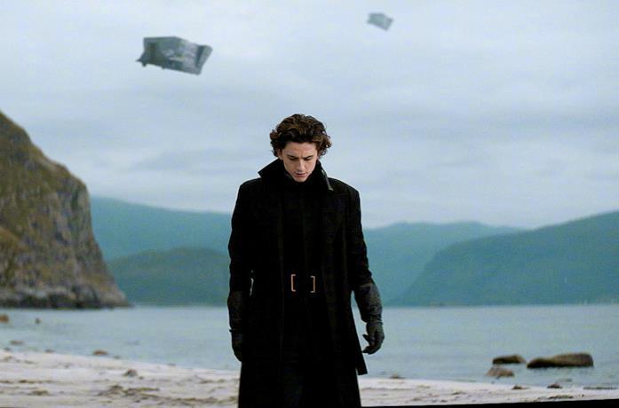 La prima foto ufficiale di Dune ritrae Paul
