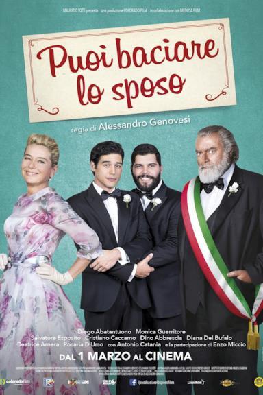 Poster Puoi baciare lo sposo