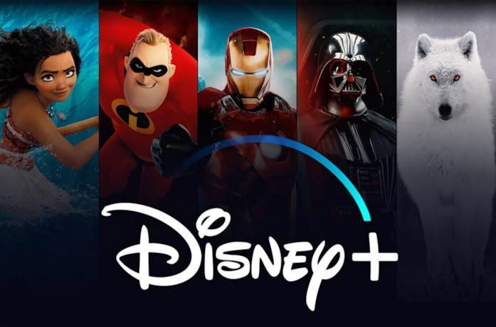 Disney Plus in uscita in Italia il 24 marzo