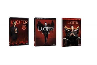 Cofanetto DVD di Lucifer - Stagioni 1-3