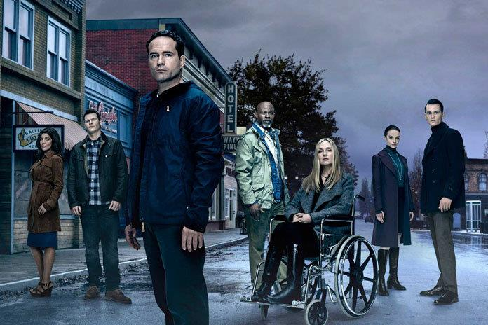 Il cast di Wayward Pines