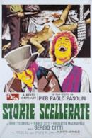 Poster Storie scellerate