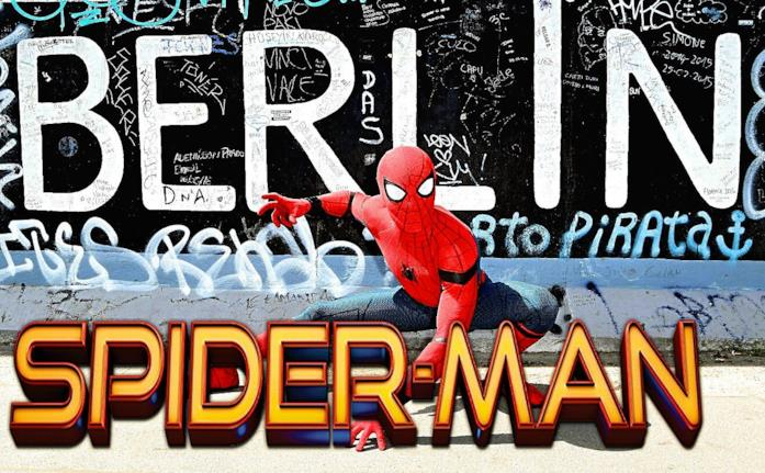Spider-Man potrebbe fare tappa a Berlino nel sequel di Homecoming