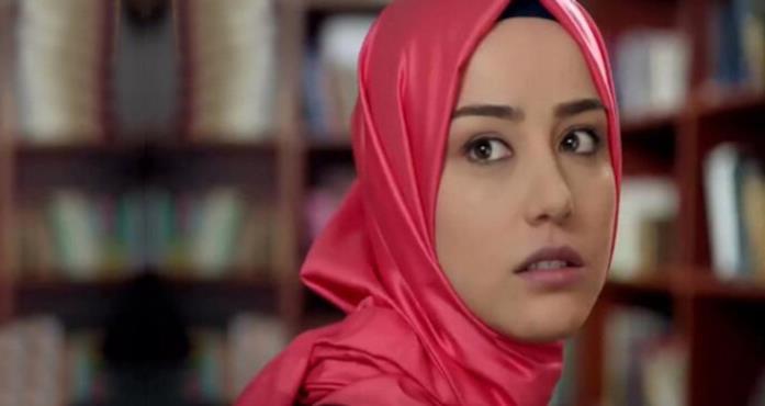 Huzur Sokağı, Özge Gürel nel ruolo di Melisa