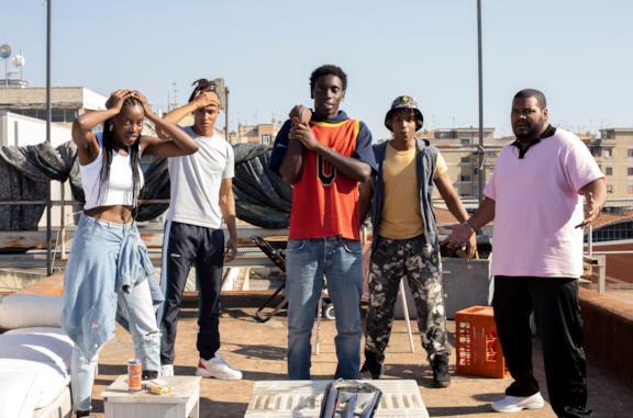 Il cast di Zero, la serie italiana targata Netflix