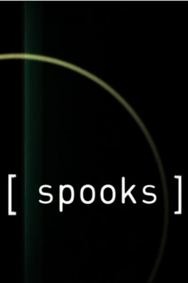 Poster Spooks