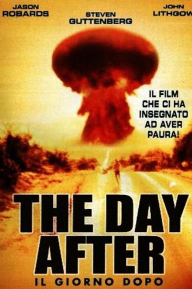 Poster The Day After - Il giorno dopo