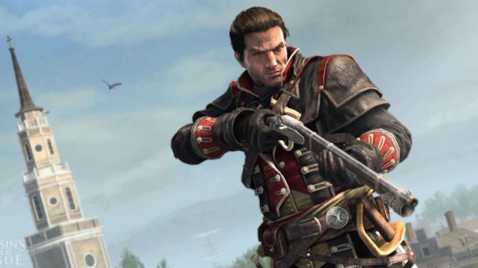 Il protagonista di Assassin's Creed Rogue