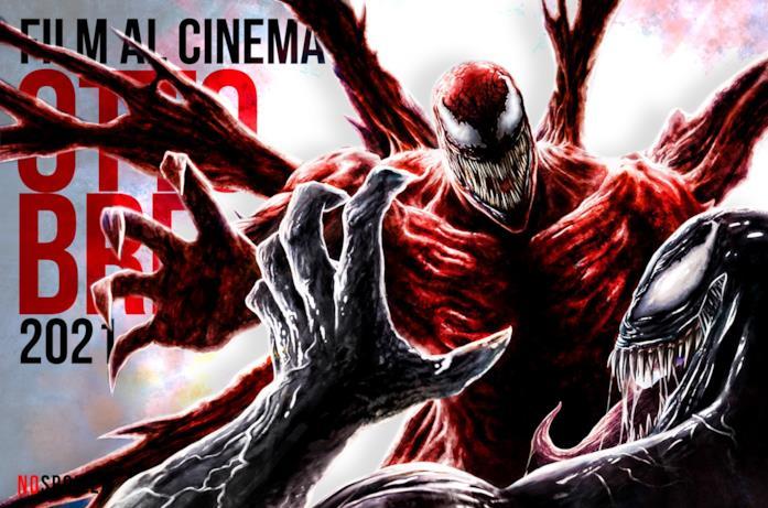 I film in uscita a ottobre 2021