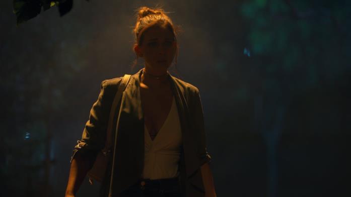 Elisa in una scena di Che fine ha fatto Sara?