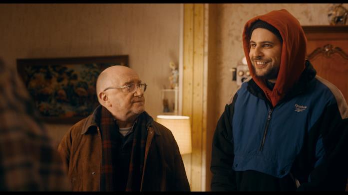 Serge e Malek in Chiamate un dottore!