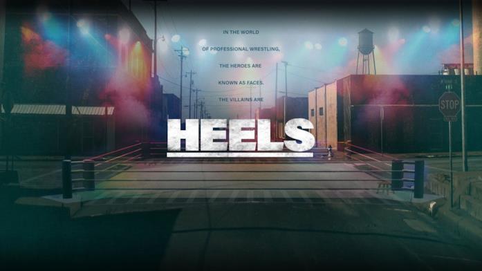 Stephen Amell è protagonista in Heels