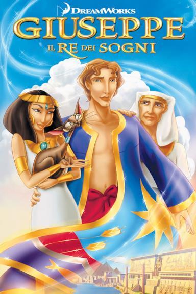 Poster Giuseppe il re dei sogni