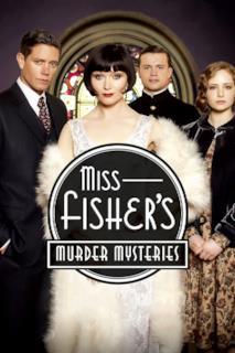 Poster Miss Fisher Delitti e Misteri
