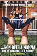 Poster ...non dite a mamma che la babysitter è morta
