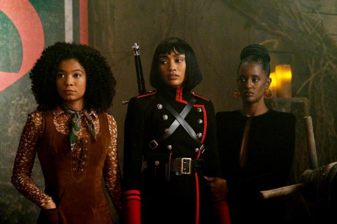 Le tre protagonista afroamericane dello show