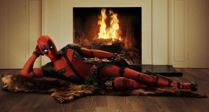 Immagine promozionale di Deadpool