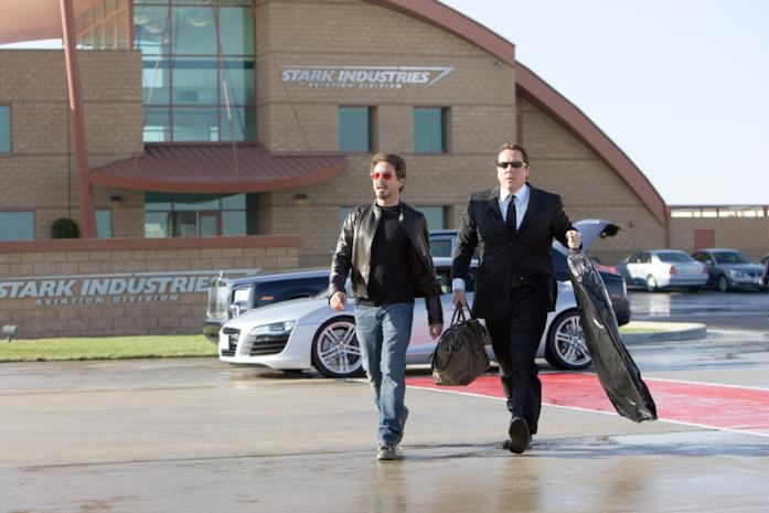 Jon Favreau è Happy Hogan nella saga di Iron Man