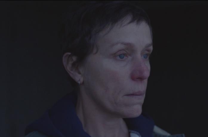Fern nella scena finale del film
