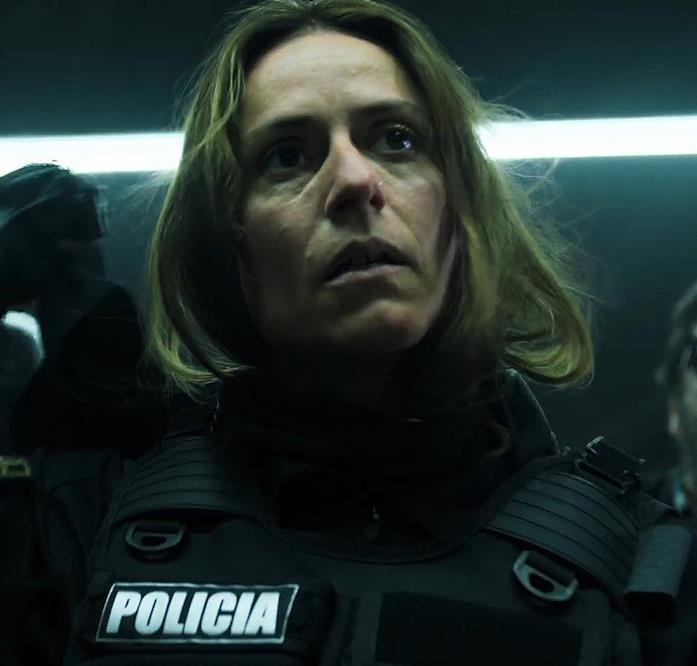 Raquel Murillo ritorna in Policia nella quarta stagione de la casa di carta 4