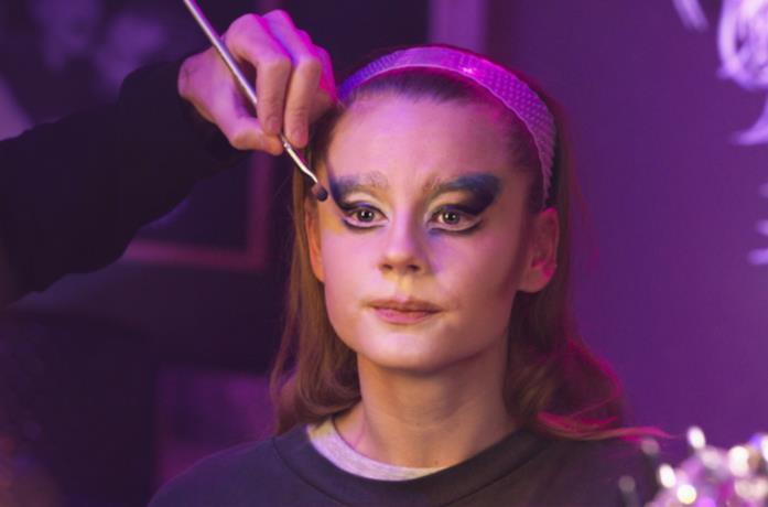 Molly Nutley in Dancing Queens