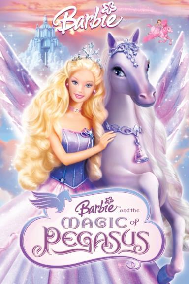 Poster Barbie e la magia di Pegaso