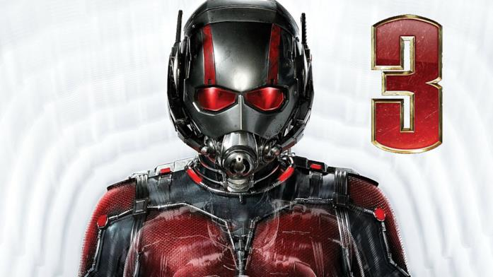Paul Rudd è Ant-Man in un'immagine promozionale