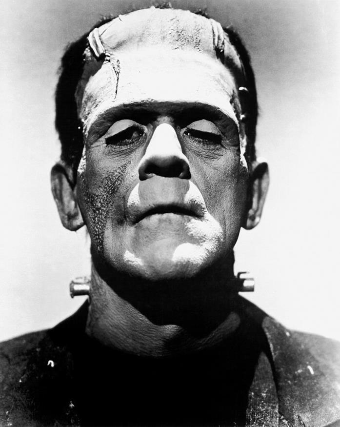 Boris Karloff è la creatura del dottor Victor Frankenstein