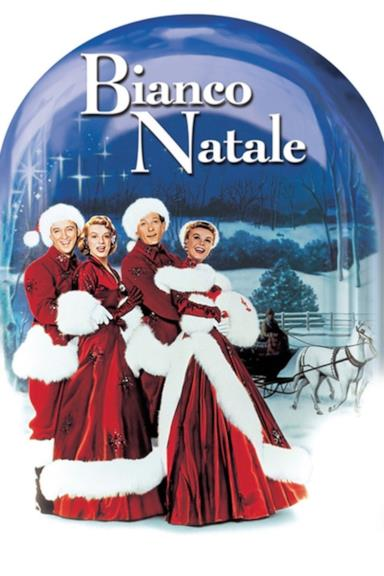 Poster Bianco Natale