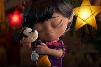 Una famiglia, infinite emozioni: il nuovo cortometraggio Disney di Natale
