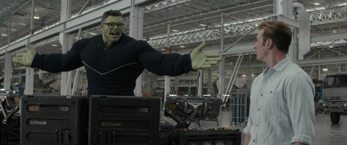 Hulk Mark Ruffalo avengers endgame