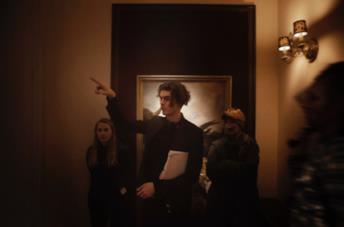Una scena del film Cadaver