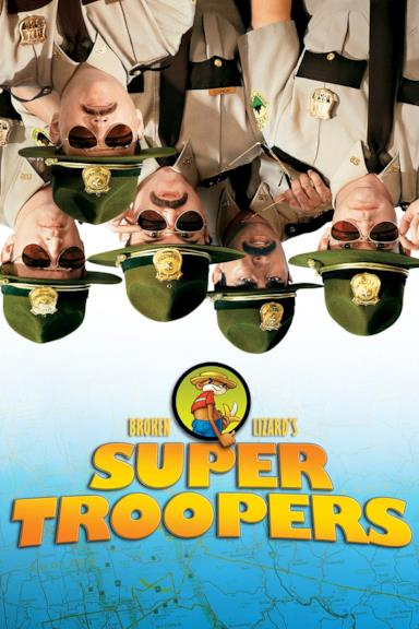 Poster Super Troopers