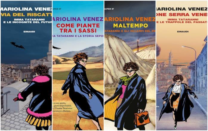 Imma Tataranni: i libri della saga