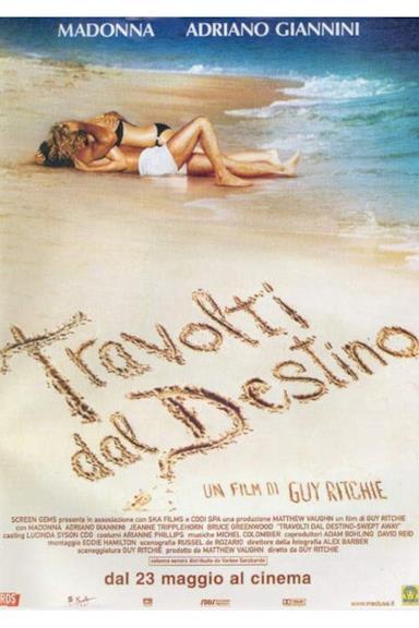 Poster Travolti dal destino