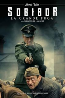 Poster Sobibor - La grande fuga