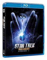 Cofanetto Blu-ray di Star Trek: Discovery - Stagione 1
