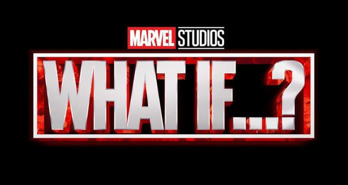 Il logo della serie d'animazione Marvel What If...?