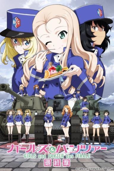 Poster Girls und Panzer das Finale: Part II