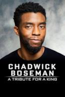 Poster Chadwick Boseman:  A Tribute for a King