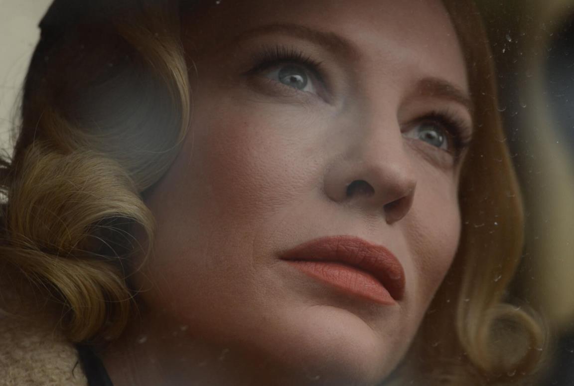 Cate Blanchett nel film Carol