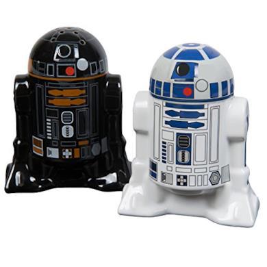 Star Wars Droid sale e pepe in ceramica