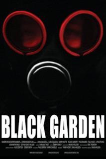 Poster Black Garden