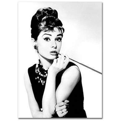 Poster Alta qualità - Audrey Hepburn