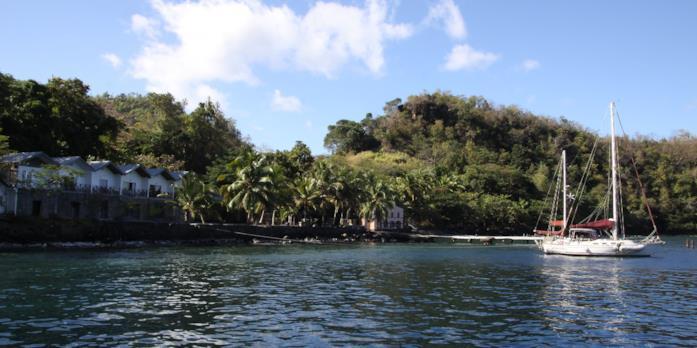 St. Vincent, location protagonista di alcuni film di Pirati dei Caraibi