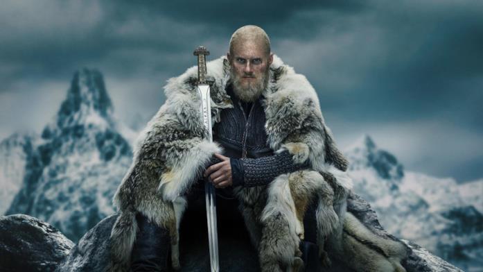 Alexander Ludwig in Vikings 6