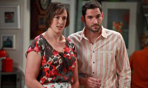Tom Ellis e Miranda