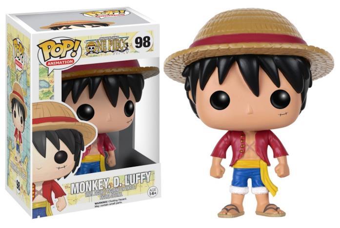 One Piece Pop Rufy