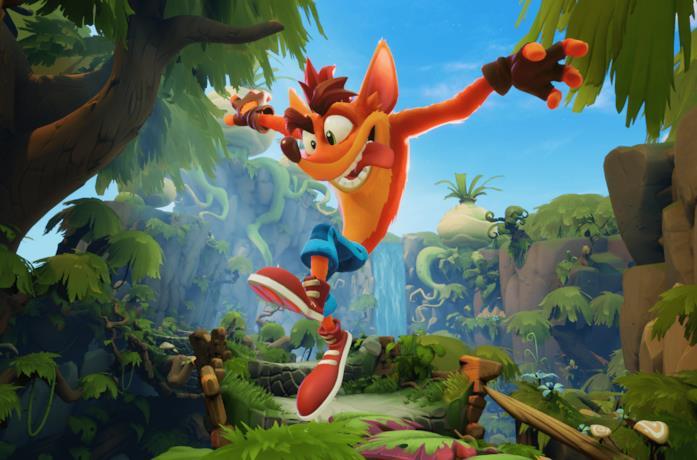 Crash Bandicoot 4: It's About Time per PC e console