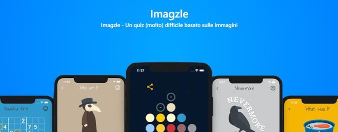Gameplay di Imagzle